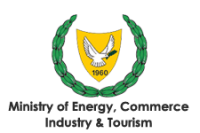 Ministry of Energy, Commerce Industry & Tourism