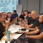 Ετήσια συνάντηση εταιρείας piperaris security 2018
