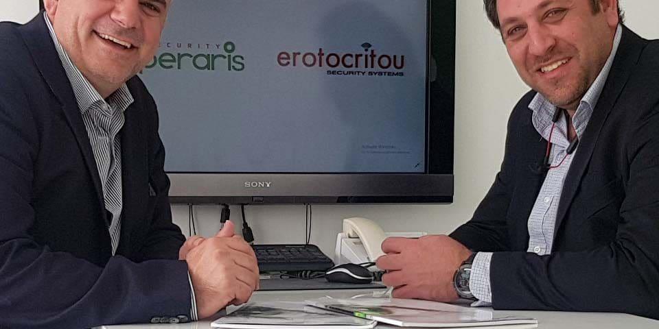 εξαγορα εργασιών erotocritou security