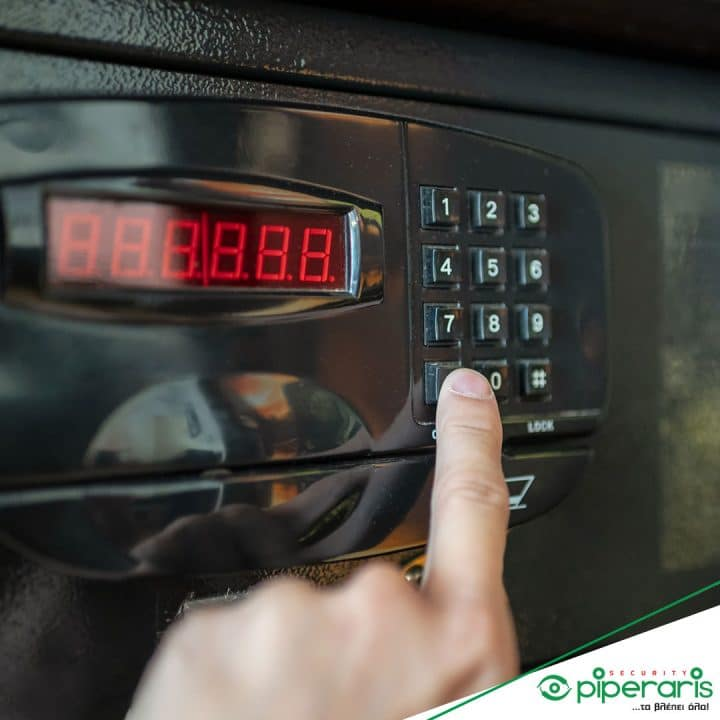 Κλοπή Χρηματοκιβωτίου